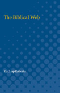 Cover image for 'The Biblical Web'