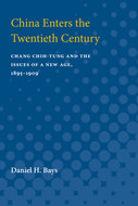 Cover image for 'China Enters the Twentieth Century'