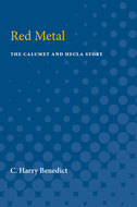 Cover image for 'Red Metal'