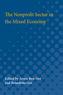 Cover image for 'The Nonprofit Sector in the Mixed Economy'