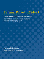 Cover image for 'Karanis: Reports 1924-28'
