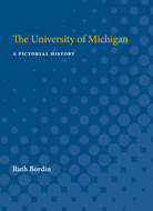 Cover image for 'The University of Michigan'