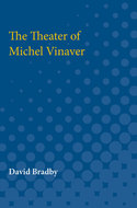 Cover image for 'The Theater of Michel Vinaver'