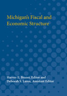 Cover image for 'Michigan's Fiscal and Economic Structure'