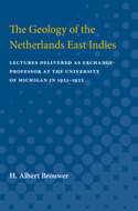Cover image for 'The Geology of the Netherlands East Indies'