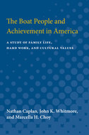 Cover image for 'The Boat People and Achievement in America'