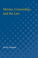 Cover image for 'Movies, Censorship, and the Law'