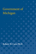Cover image for 'Government of Michigan'