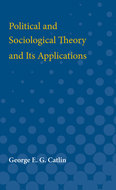 Cover image for 'Political and Sociological Theory and Its Applications'