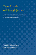 Cover image for 'Clean Hands and Rough Justice'
