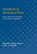 Cover image for 'Handbook of Mechanical Wear'