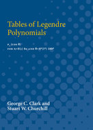 Cover image for 'Legendre Polynomials'