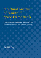 Book cover for 'Structural Analysis of