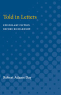 Cover image for 'Told in Letters'