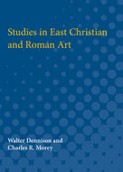 Cover image for 'Studies in East Christian and Roman Art'