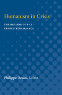 Cover image for 'Humanism in Crisis'
