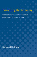 Cover image for 'Privatizing the Economy'