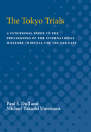 Cover image for 'The Tokyo Trials'