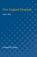 Cover image for 'New England Hospitals'