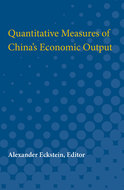 Cover image for 'Quantitative Measures of China's Economic Output'
