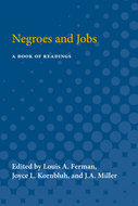 Cover image for 'Negroes and Jobs'