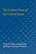 Cover image for 'The Lichen Flora of the United States'