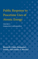 Cover image for 'Public Response to Peacetime Uses of Atomic Energy'