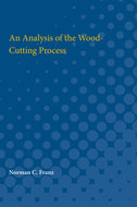 Cover image for 'An Analysis of the Wood-Cutting Process'