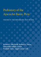 Cover image for 'Prehistory of the Ayacucho Basin, Peru'