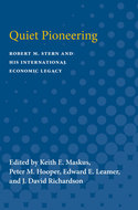 Cover image for 'Quiet Pioneering'