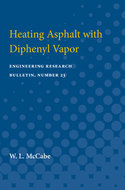 Cover image for 'Heating Asphalt with Diphenyl Vapor'