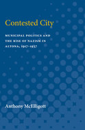Cover image for 'Contested City'