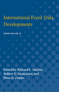 Cover image for 'International Event-Data Developments'