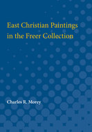 Cover image for 'East Christian Paintings in the Freer Collection'