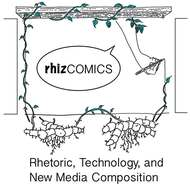 Rhizcomics - Rhetoric, Technology, and New Media Composition icon