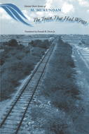 Book cover for 'The Train That Had Wings'