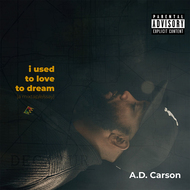 Cover image for 'i used to love to dream'