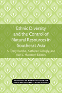 Cover image for 'Ethnic Diversity and the Control of Natural Resources in Southeast Asia'