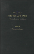 Book cover for 'The Yay Language'