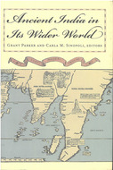 Cover image for 'Ancient India in Its Wider World'