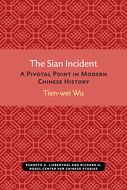 Book cover for 'The Sian Incident'