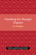 Cover image for '<div>Classifying the <i>Zhuangzi</i> Chapters <br></div>'