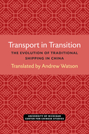 Book cover for 'Transport in Transition'