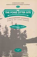 Book cover for 'The Foxie Otter Site'