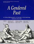 Book cover for 'A Gendered Past'