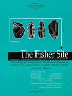 Book cover for 'The Fisher Site'
