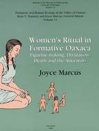 Book cover for 'Women's Ritual in Formative Oaxaca'