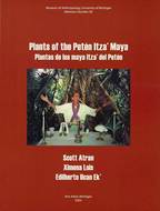Book cover for 'Plants of the Petén Itza' Maya'