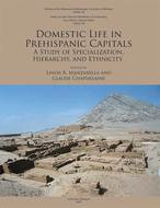 Book cover for 'Domestic Life in Prehispanic Capitals'