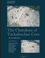 Book cover for 'The Cherokees of Tuckaleechee Cove'